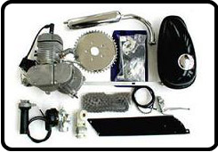 ecotrax mopedi 66cc engine kit