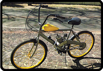 Custom bike buildVanderbijlpark