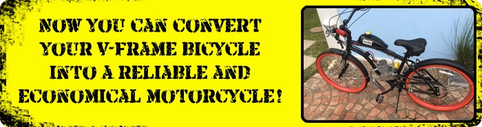 Welcome to Ecotrax - Bicycle Engine Kit - Convert your